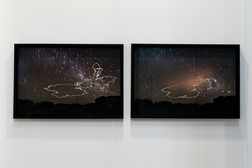 Cameron Robbins, Star Map Terminals Series, Photography by Jacquie Manning