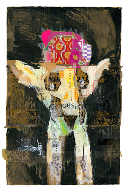 , 'GUSH,' 2016, Exhibit No. 9