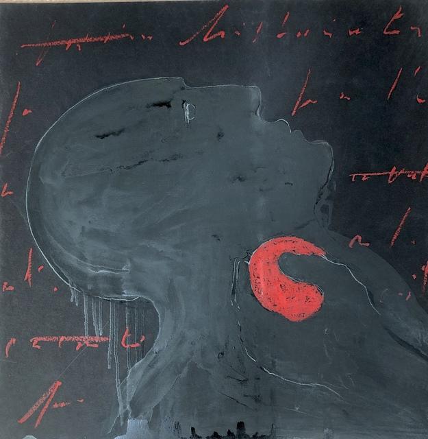 Mahi Binebine, 'Untitled', 2020, Painting, Katharina Maria Raab