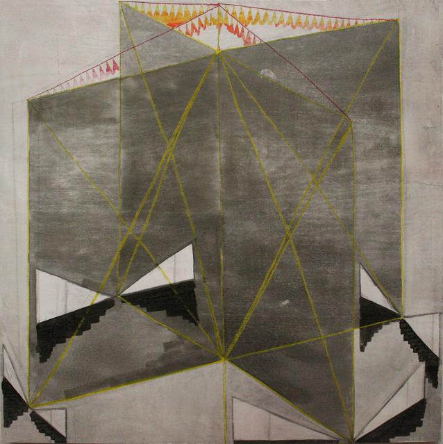 , 'Arrêt,' 2014, Barbara Seiler