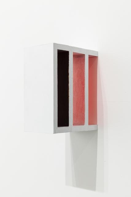 , 'Red_Three Surfaces,' , Ki Smith Gallery