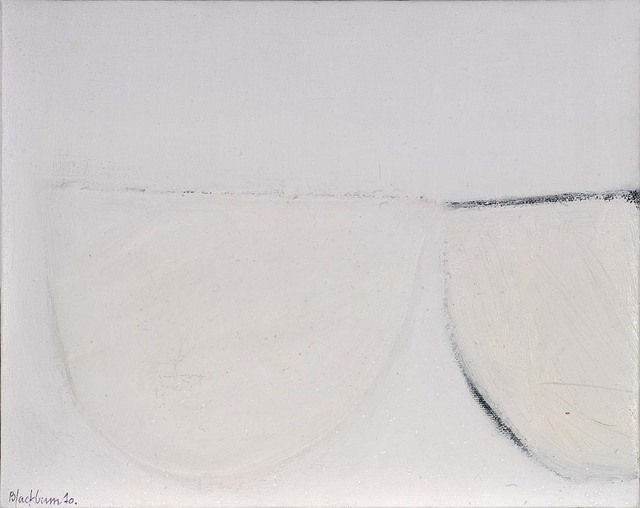 , 'Two White Cups ( from Cup Series),' 2010, Osborne Samuel