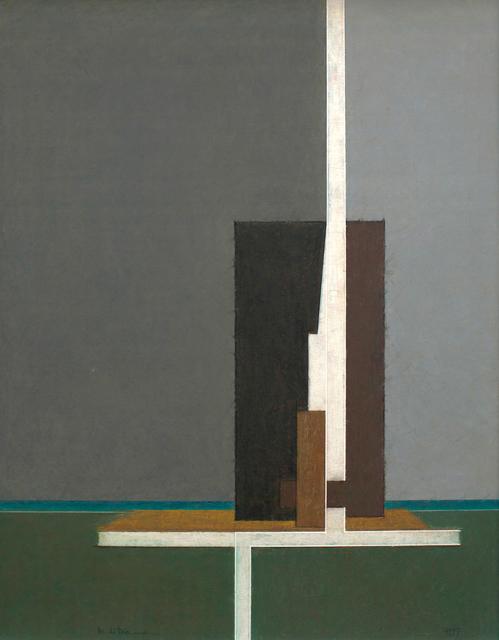 , 'HOMMAGE À HORACE,' 1997, Galerie Loft