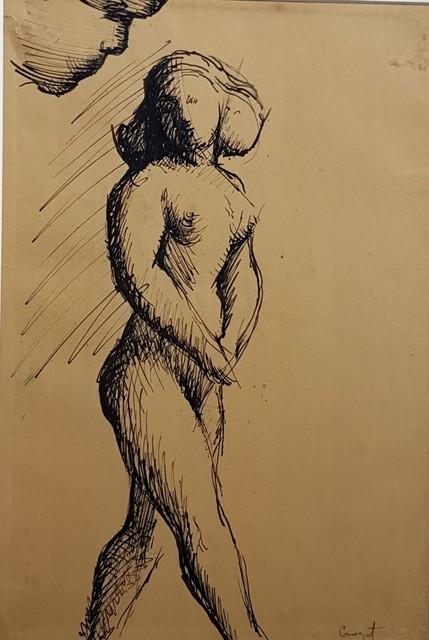 , 'Nu,' ca. 1950, Galerie Marie-Robin