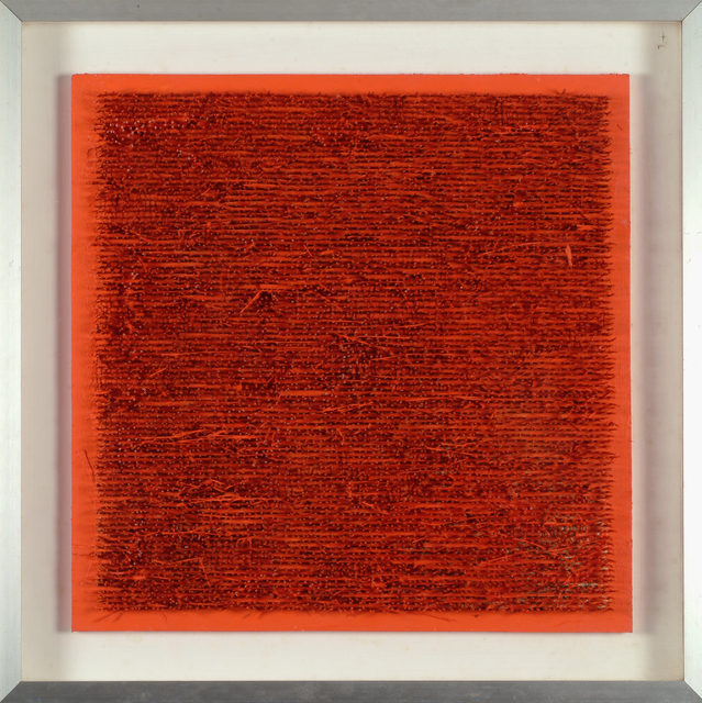 , 'Clous n. 731,' 1968, Cortesi Gallery
