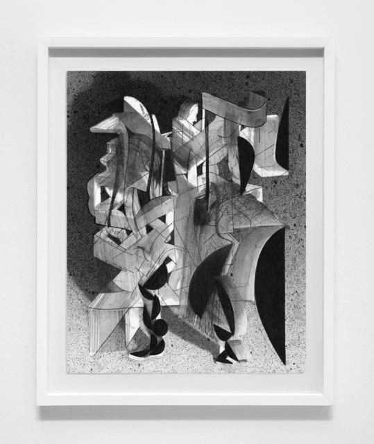 , 'Strong LQQks (Flip),' 2018, Carrie Secrist Gallery