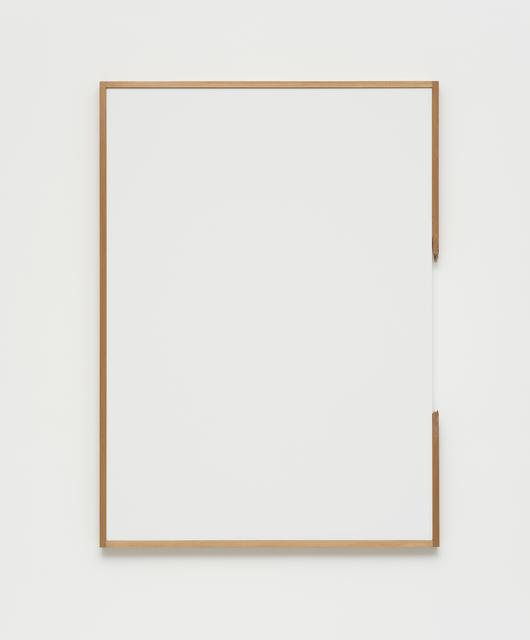, 'Relief n. 5,' 2017, Casa Triângulo