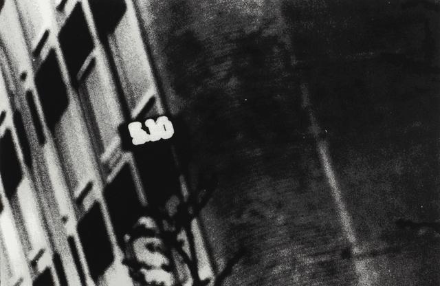 , 'Farewell Photography,' 1972/2012, Taka Ishii Gallery