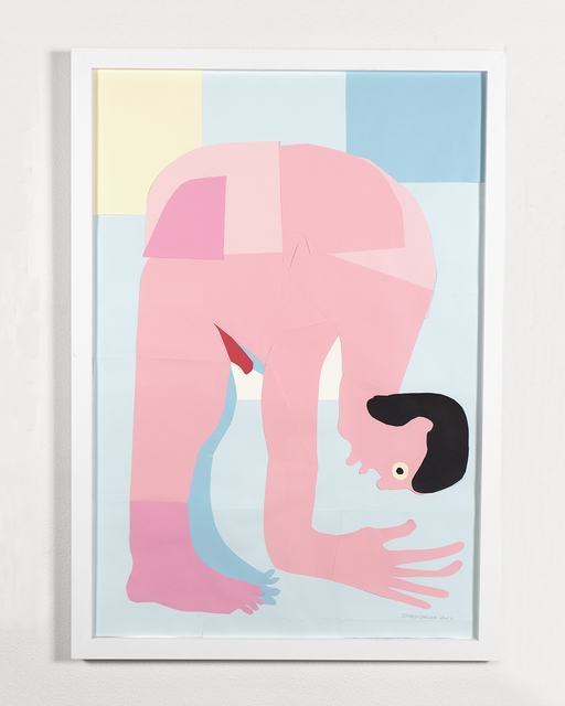 , 'Bend,' 2016, Hashimoto Contemporary