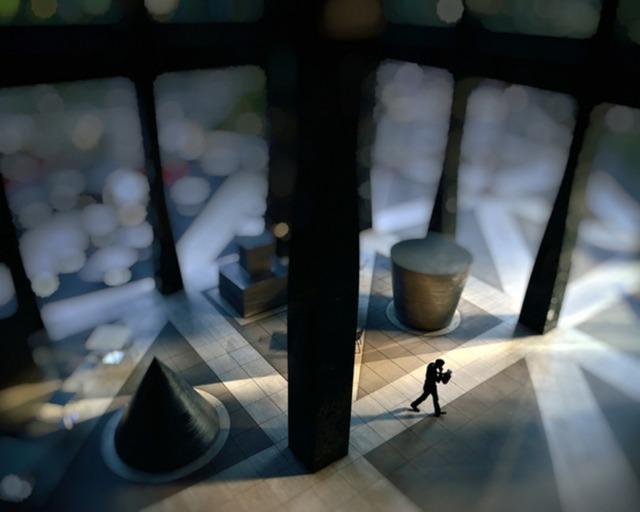 , 'CITIBANK SQUARE, LOS ANGELES,' 2012, Galeria Lume