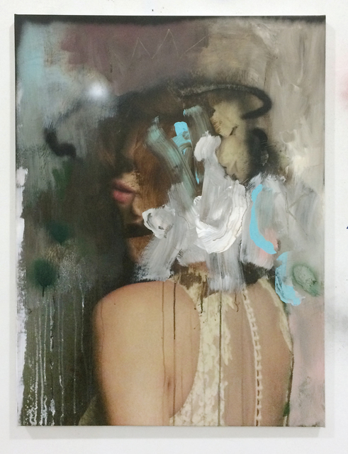 Dustin Pevey, 'Untitled (Bride 2)', 2014, BILL BRADY GALLERY