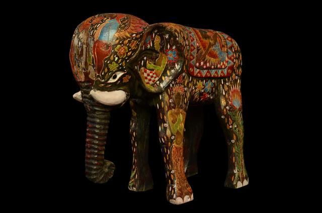 , 'The Elephant,' 2015, Mizuma Art Gallery