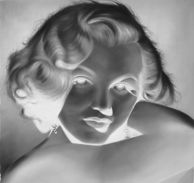 , 'White Shadow (Marilyn),' 2014, Collectors Contemporary