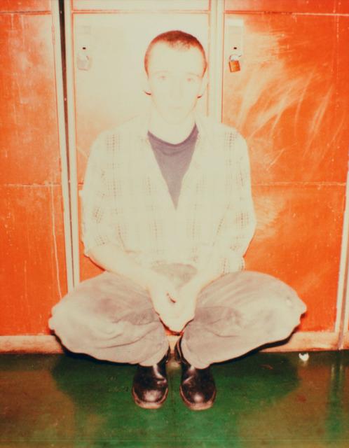 , 'Adam bleached out,' 1991, Galerie Buchholz