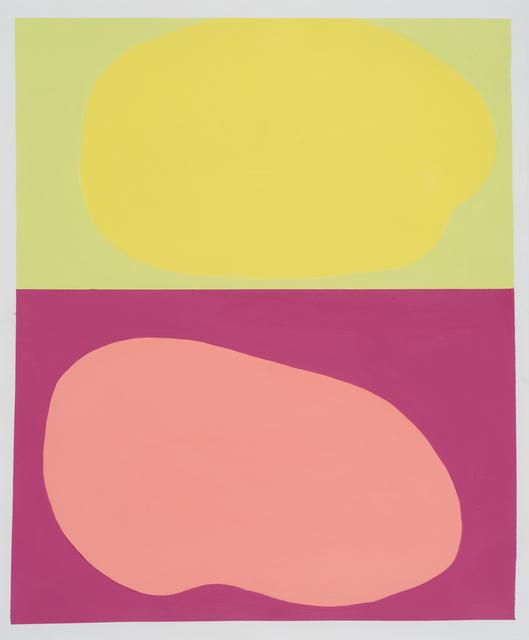 , '1979 (le metro),' 2017, Galerie Antoine Ertaskiran