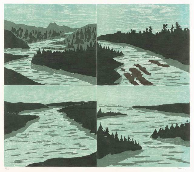 Richard Bosman, 'RIVER', 1989, Doyle