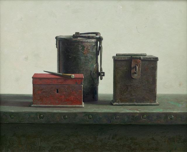 , 'Metal objects,' 1999, Artvera's Art Gallery