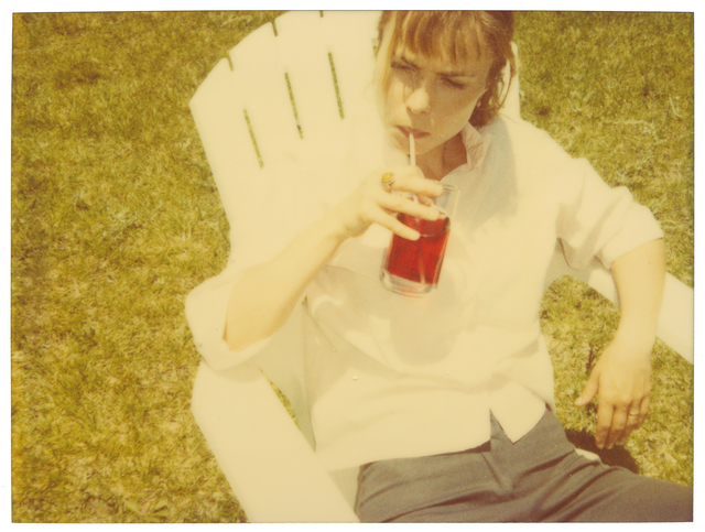 Stefanie Schneider, 'Very berry Cosmo II (Suburbia) featuring Radha Mitchell', 2004, Photography, Digital C-Print based on a Polaroid., Instantdreams