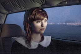 , 'Hildur in Her Car, Mosfellbaer,' 2012, Robert Mann Gallery