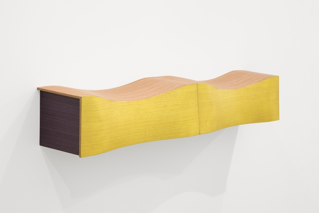, 'Back rest (sopra rosa) – Large,' 2011, Galerie Mehdi Chouakri