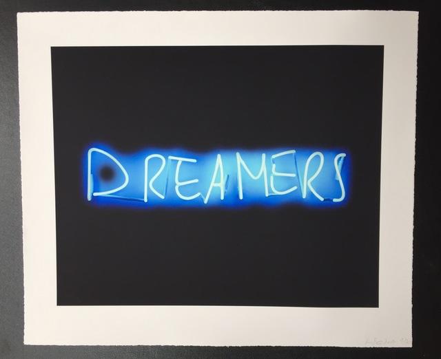 ", '""Dreamers"" Print,' 2016, Artig Gallery"