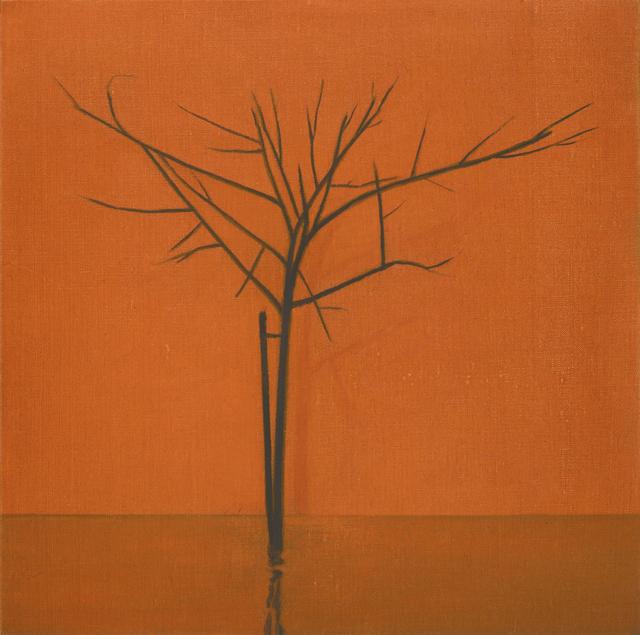 , 'Tree and Stick ,' 2017, Hakgojae Gallery