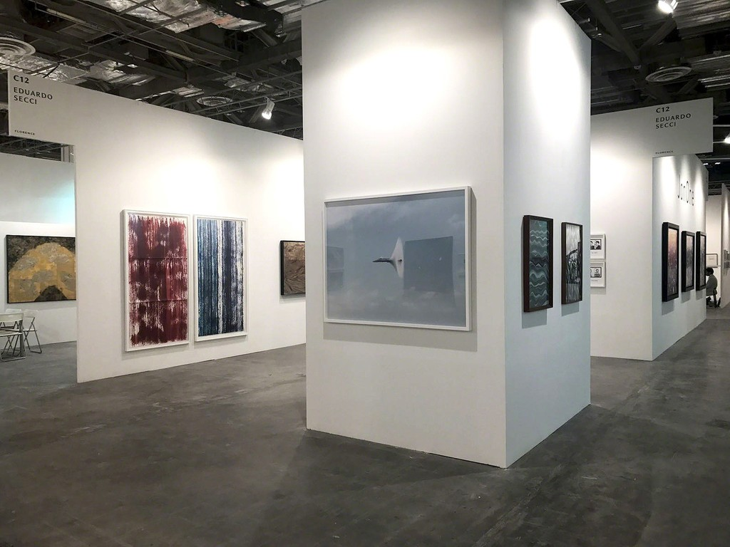 Booth C12 | Artists on show: Alfredo Pirri, Maurizio Donzelli, Andrea Galvani, Giuseppe Stampone