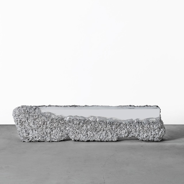 , 'Synthesis Monolith Bench,' 2017, Gallery ALL