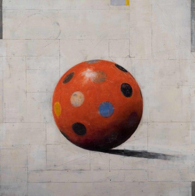 , 'Bender,' 2018, Caldwell Snyder Gallery
