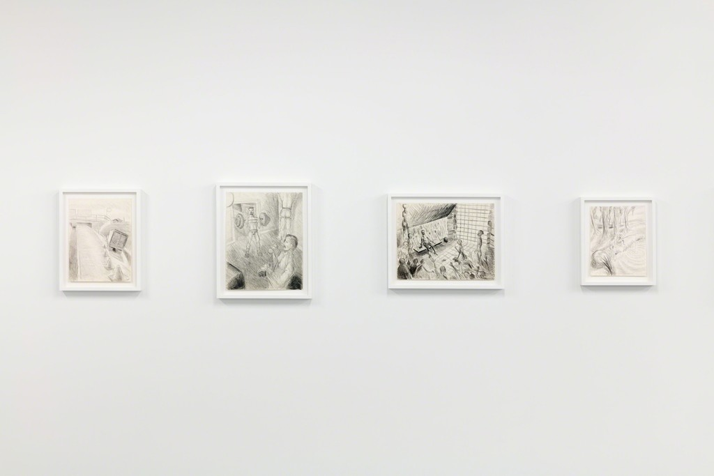 "Installation view: John Miller, ""I Stand, I Fall,"" February 18 – June 12, 2016, at the Institute of Contemporary Art, Miami (ICA). Courtesy of the Artist and ICA Miami. Photo: Fredrik Nilsen Studio."