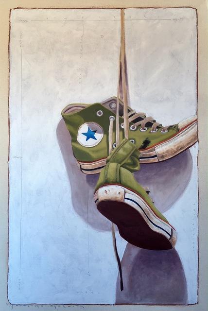 , '#1020,' 2010-2017, Eisenhauer Gallery