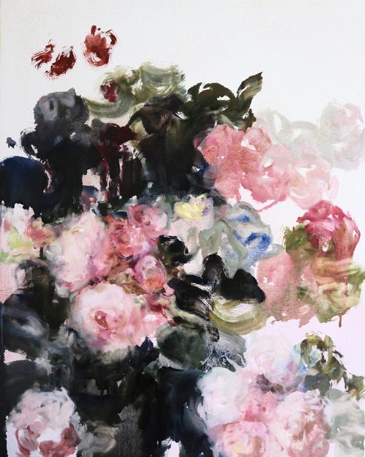 , 'Kissing Trees (immersed),' 2017, Bau-Xi Gallery