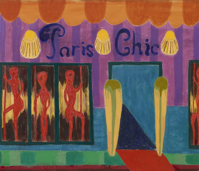 , 'Paris Chic,' 2017, Victoria Miro
