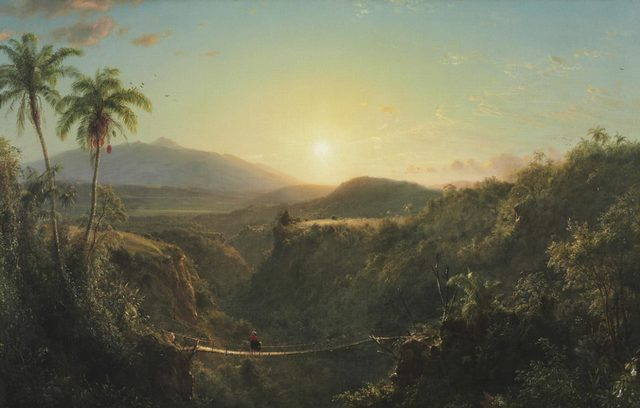, 'Pichincha,' 1867, Philadelphia Museum of Art