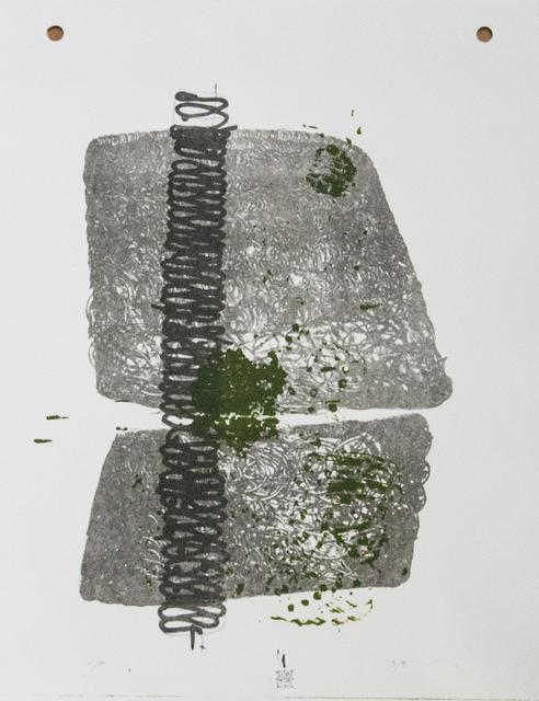 , 'Stonescript3,' 2015, Susan Eley Fine Art