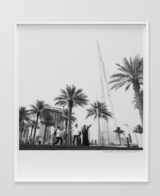 , 'The Eye of Dubai,' 2012, Future Gallery