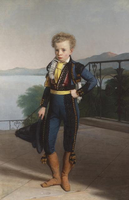Unknown Austrian, 'Portrait of Napoléon François Charles Joseph Bonaparte', 1818,  M.S. Rau Antiques