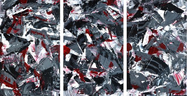 , 'Nocturnal Triptych ,' 2015, Bill Lowe Gallery