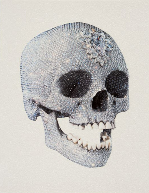 Damien Hirst, 'For the Love of God (3/4) ', 2011, Kenneth A. Friedman & Co.