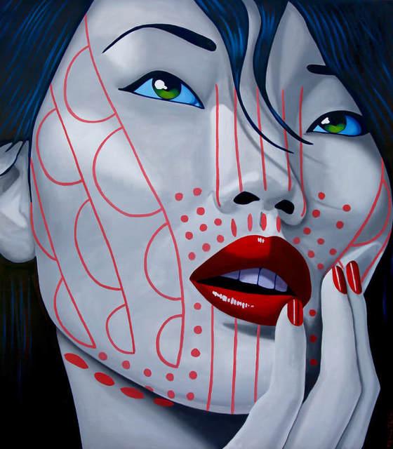 Christian Develter, 'Cikha Chin ', Artist's Proof