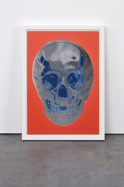 Damien Hirst, 'Till Death Do Us Part - Coral Red', 2012, Weng Contemporary