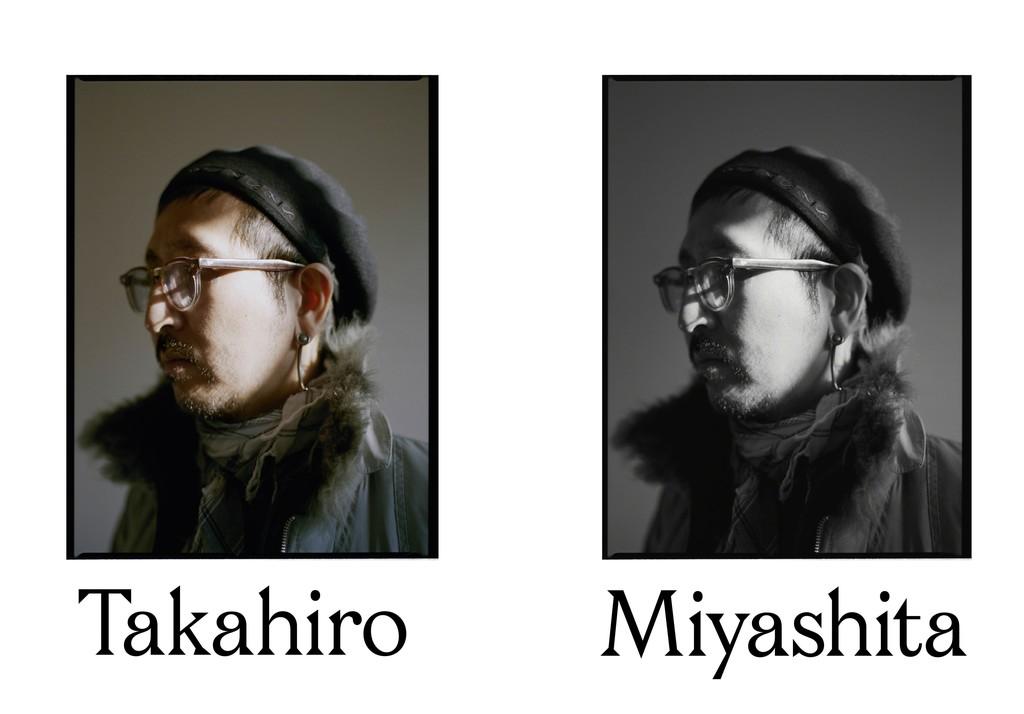 Takahiro Miyashita photographed by Osma Harvilahti and interviewed by Olivia Singer.