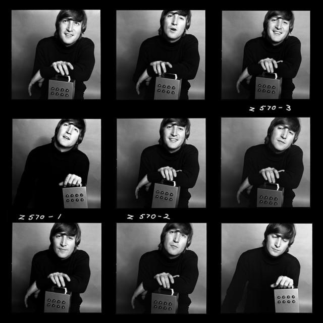 Brian Duffy, 'John Lennon, Demi-Contact Sheet', 1965, ElliottHalls