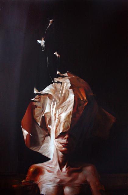 , 'Ascesa,' 2015, White Noise Gallery
