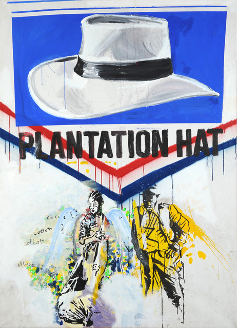 , 'Plantation Hat,' 1982, Setareh Gallery