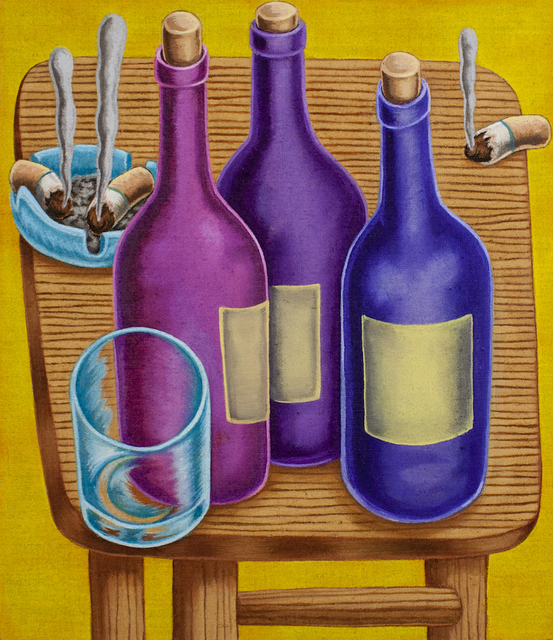 , 'Wine Bottles,' 2018, New Image Art
