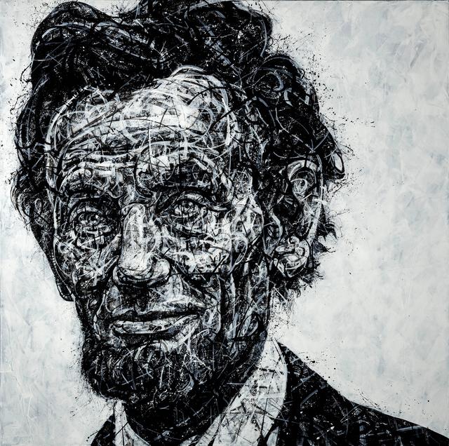 Aaron Reichert, 'Lincoln in DC', 2019, Thornwood Gallery