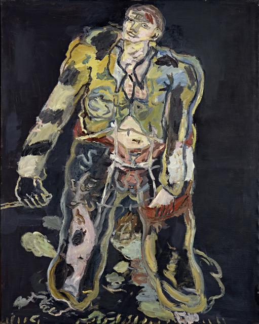 , 'Rebel,' 1965, Städel Museum