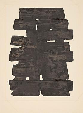 , 'Eau-forte XIII,' 1957, Galerie Boisseree