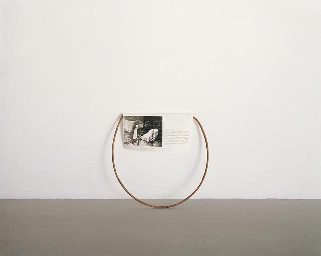 , 'Gaudi's room,' 1976, Dvir Gallery